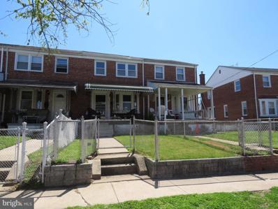 1921 Codd Avenue, Baltimore, MD 21222 - #: MDBC526372
