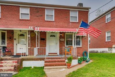 2827 Topaz Road, Baltimore, MD 21234 - #: MDBC526736