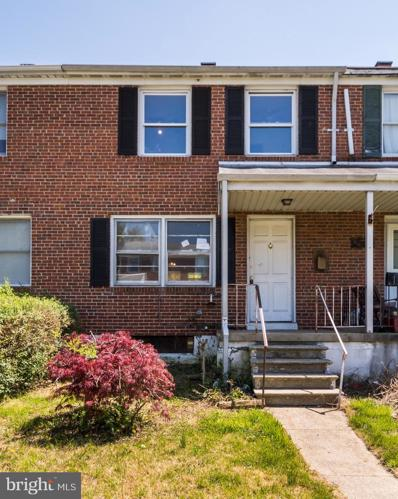 1691 Poles Road, Baltimore, MD 21221 - #: MDBC526814