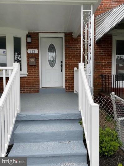 833 Arncliffe Road, Baltimore, MD 21221 - #: MDBC526868