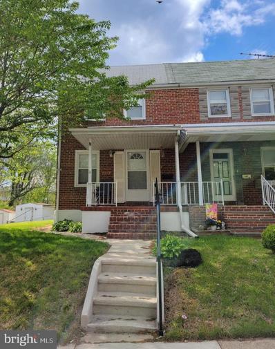 7112 Willowdale Avenue, Baltimore, MD 21206 - #: MDBC526912