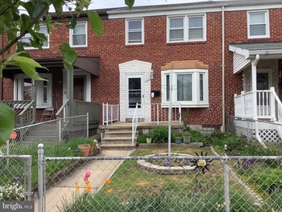 1902 Barry Road, Baltimore, MD 21222 - #: MDBC527514