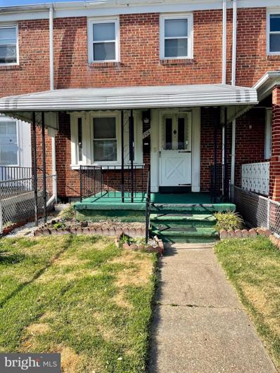 706 Middlesex Road, Baltimore, MD 21221 - #: MDBC527766