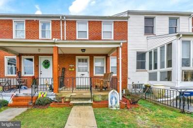 7123 E Baltimore Street, Baltimore, MD 21224 - #: MDBC528174