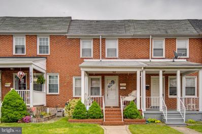 1635 Manor Road, Baltimore, MD 21222 - #: MDBC528196