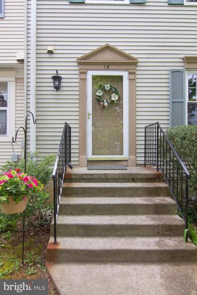 18 Delafield Court, Baltimore, MD 21234 - #: MDBC528426