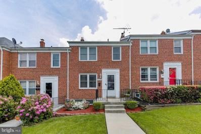 1609 Kirkwood Road, Baltimore, MD 21207 - #: MDBC528660