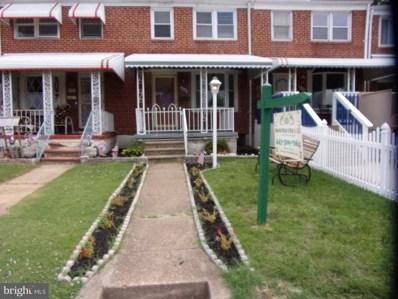 8004 Kavanagh Road, Baltimore, MD 21222 - #: MDBC530346