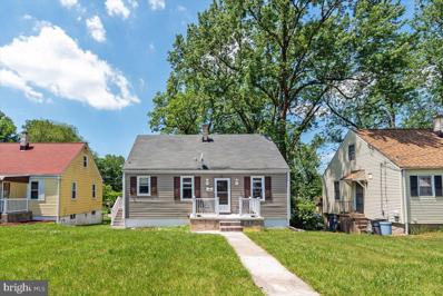 3506 Old Mill Road, Baltimore, MD 21207 - #: MDBC530616