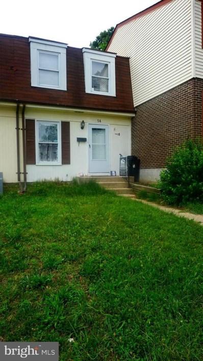 14 Mitnick Court, Baltimore, MD 21236 - #: MDBC532562