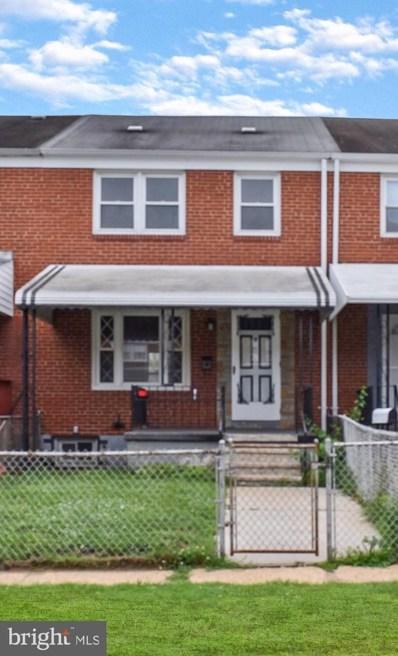 1917 Larkhall Road, Baltimore, MD 21222 - #: MDBC532720