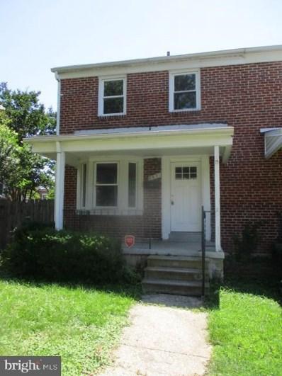 8631 Black Oak Road, Baltimore, MD 21234 - #: MDBC532924