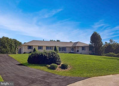 811 White Marsh Court, Huntingtown, MD 20639 - #: MDCA100034
