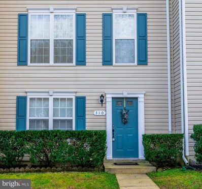 310 Cambridge Place, Prince Frederick, MD 20678 - MLS#: MDCA111848