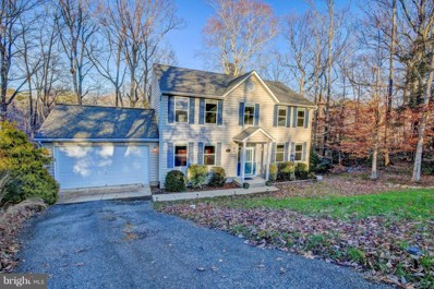 344 Custer Court, Lusby, MD 20657 - #: MDCA140366