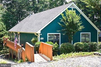 1246 Golden West Way, Lusby, MD 20657 - #: MDCA156452
