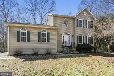 4036 Hidden Hill Drive, Huntingtown, MD 20639 - #: MDCA164528