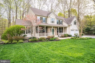 425 Cross Creek Drive, Huntingtown, MD 20639 - #: MDCA165122