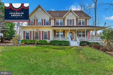 2925 Queensberry Drive, Huntingtown, MD 20639 - #: MDCA165168