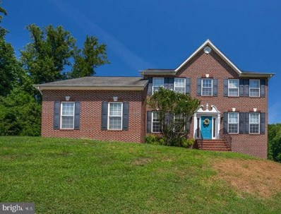 2834 Queensberry Drive, Huntingtown, MD 20639 - #: MDCA165258