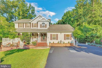 41 Radcliffe Drive, Huntingtown, MD 20639 - #: MDCA168312
