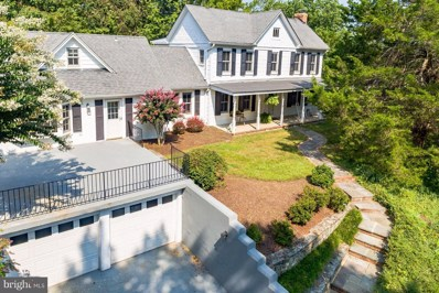4631 Old Willows Road, Chesapeake Beach, MD 20732 - MLS#: MDCA168404