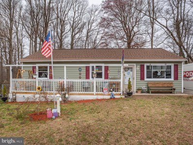 6332 13TH Street, Chesapeake Beach, MD 20732 - #: MDCA168524