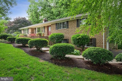 1555 Stoneleigh Court, Huntingtown, MD 20639 - #: MDCA170464