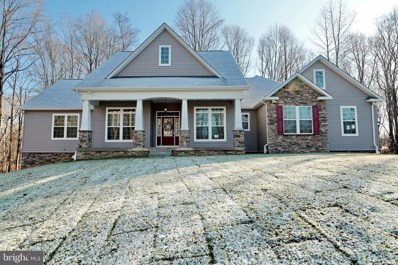 217 Dismondy Drive, Huntingtown, MD 20639 - #: MDCA171244