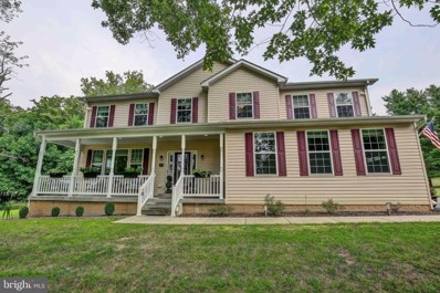 2160 Lowery Road, Huntingtown, MD 20639 - #: MDCA171536