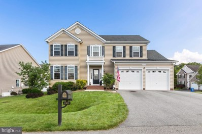 7461 Cavalcade Drive, Chesapeake Beach, MD 20732 - #: MDCA171922