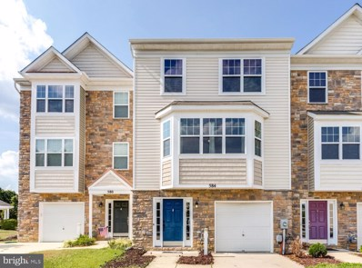 584 Burr Oak Court, Prince Frederick, MD 20678 - #: MDCA172230