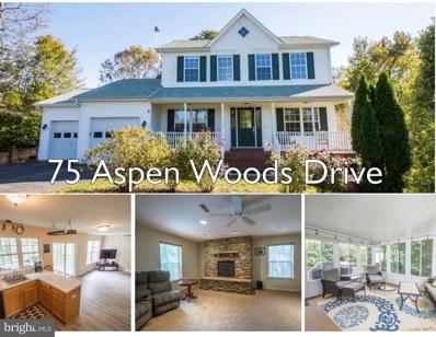 75 Aspen Woods Drive, Sunderland, MD 20689 - #: MDCA172708