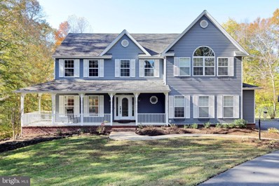 1900 Covered Trail Lane, Huntingtown, MD 20639 - #: MDCA173226