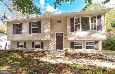 248 Pawnee Lane, Lusby, MD 20657 - #: MDCA173246