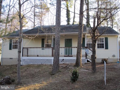 11530 Tomahawk Trail W, Lusby, MD 20657 - #: MDCA173664