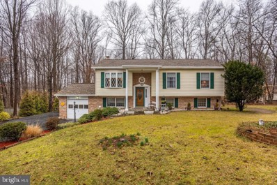 895 Leesburg Court, Huntingtown, MD 20639 - #: MDCA174866