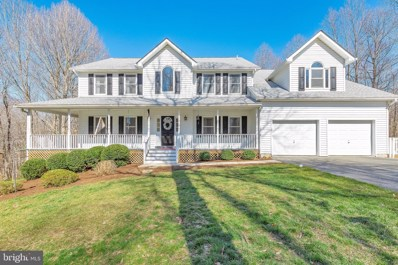 4240 Weeping Willow Lane, Huntingtown, MD 20639 - #: MDCA175216