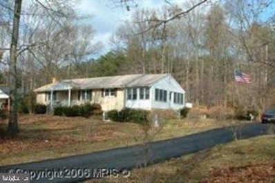 850 Calvert Beach Road, Saint Leonard, MD 20685 - #: MDCA176346