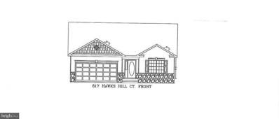 617 Hawk Hill Drive, Prince Frederick, MD 20678 - #: MDCA177144