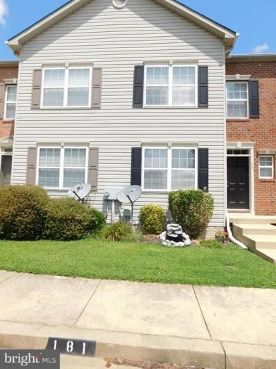 181 Winslow Place, Prince Frederick, MD 20678 - #: MDCA177280