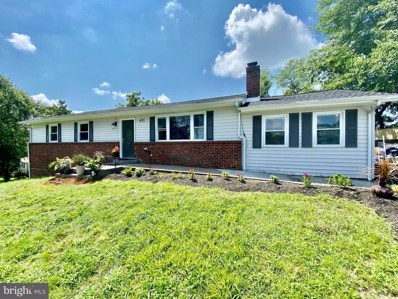 495 Armiger Road, Huntingtown, MD 20639 - #: MDCA177930