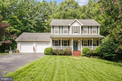 3505 Garrett Lane, Huntingtown, MD 20639 - #: MDCA178172