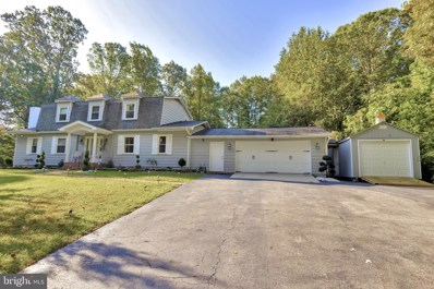 1735 Woodlow Court, Huntingtown, MD 20639 - #: MDCA179002