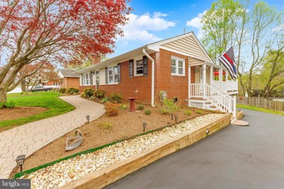 2550 Hillside Drive, Huntingtown, MD 20639 - #: MDCA181318