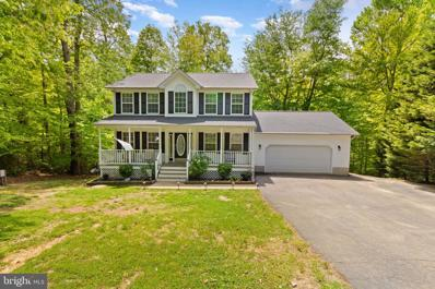12600 Childress Trail, Lusby, MD 20657 - #: MDCA182200