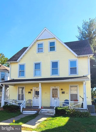 422 North Street, Elkton, MD 21921 - #: MDCC171602
