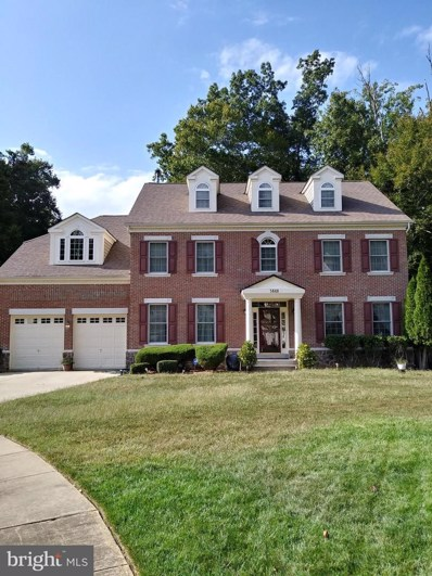 5648 Cabinwood Court, Indian Head, MD 20640 - #: MDCH100029