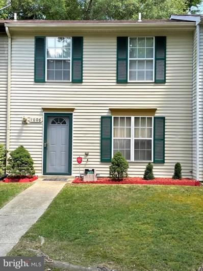 1606 Pin Oak Drive, Waldorf, MD 20601 - #: MDCH2000426