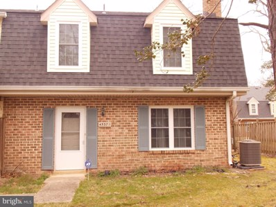 4537 Reeves Place UNIT B, Waldorf, MD 20602 - #: MDCH200074